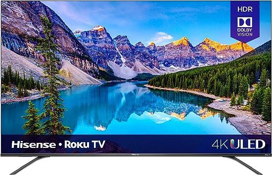 Descripción Hisense R8F 4K ULED Roku Televisor (55R8F, 65R8F)