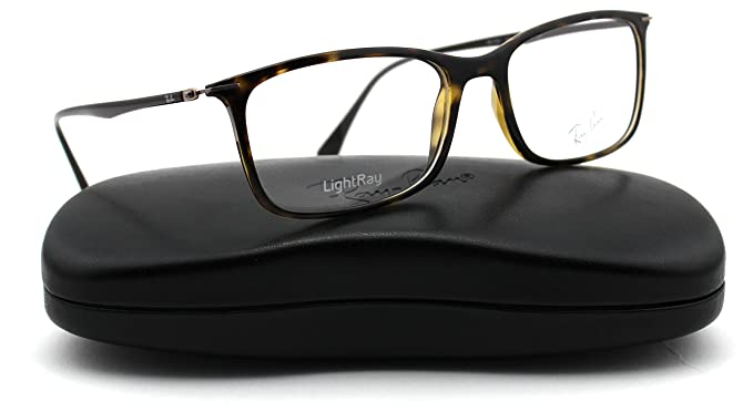 d8f014fcc0e Image Unavailable. Image not available for. Colour  Ray-Ban RX7031 2301  Eyeglasses TECH LIGHT ...