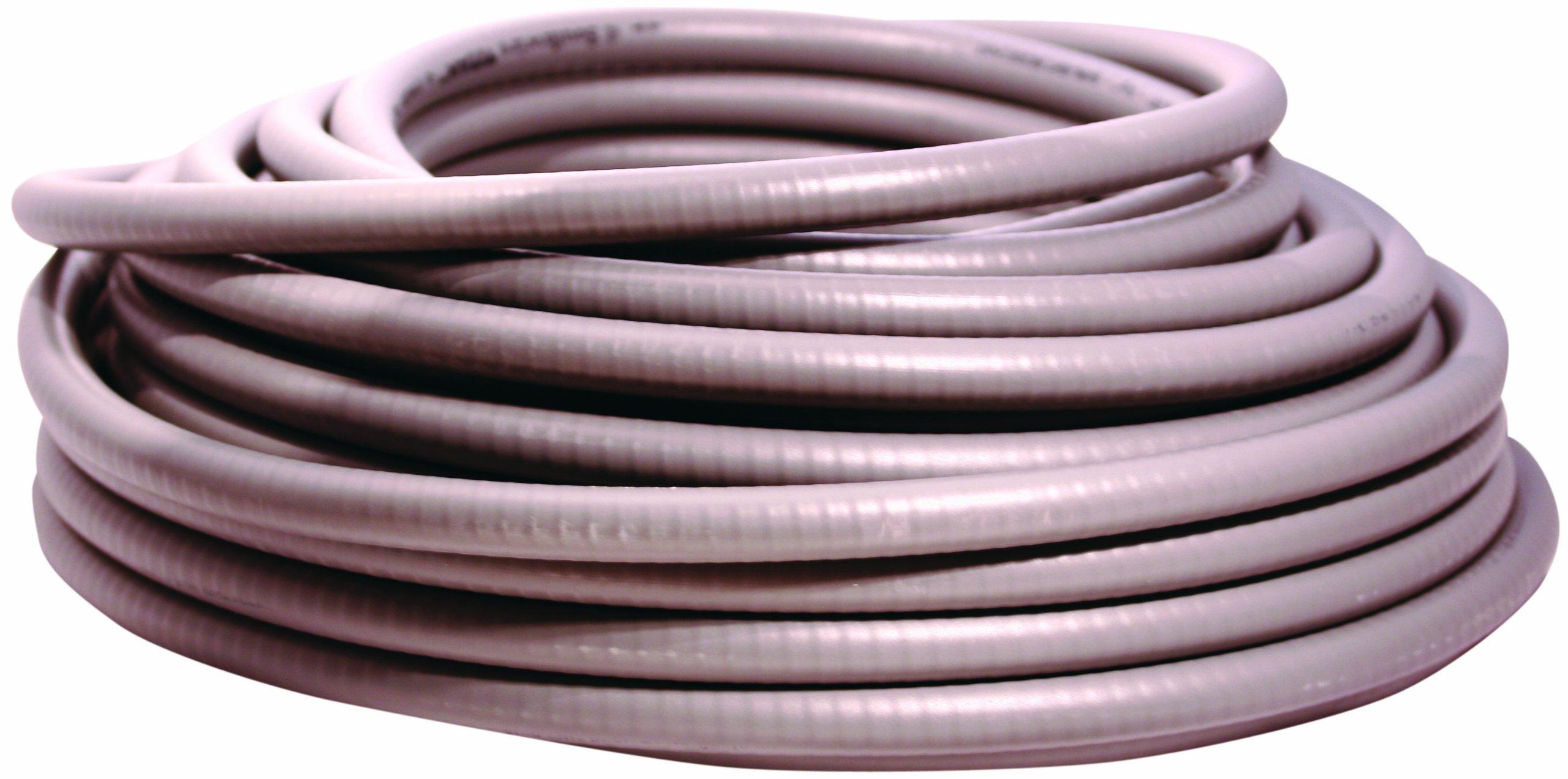 Southwire 55082703 Liqua Flex 3/4-Inch-by-100-Foot Flexible Liquidtight Metallic Conduit