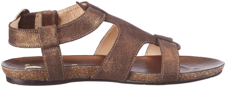 Gadea Sandalen bronze Leder 34128 34128 Gr.38