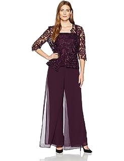 Emma Street Women S Chiffon Pant Suit Combo At Amazon Women S