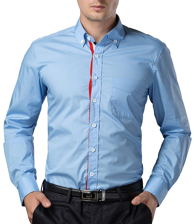 mens business shirts size - HD1294×1500