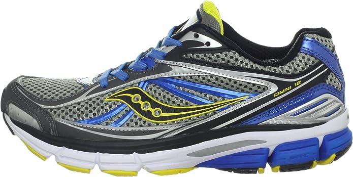 Saucony Omni 12 - Zapatillas de Running para Hombre: Amazon.es: Zapatos y complementos