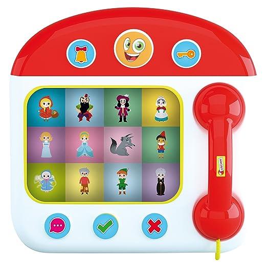 20 opinioni per Lisciani Giochi 50482- Carotina Baby Videocitofono Pronto Fiabe