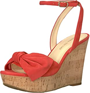 62e9f5177 Amazon.com | Ivanka Trump Women's Dixi2 Espadrille Wedge Sandal ...