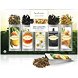 Tea Forte Single Steeps Loose Tea Sampler