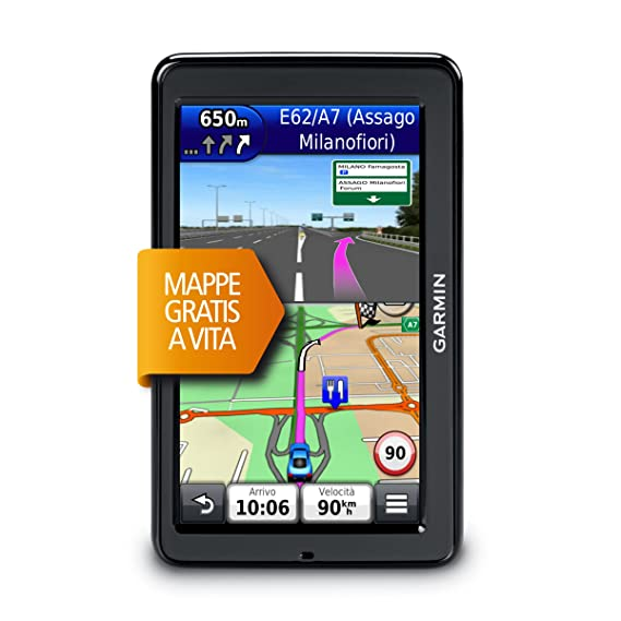 Garmin Nüvi 2545 - GPS para coches de 5