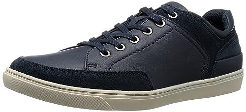 94c97fb67e Amazon.com   CK Jeans Men's Zash Smooth/Suede Fashion Sneaker ...