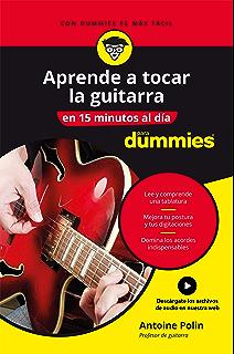 Ejercicios de guitarra para Dummies eBook: Phillips, Mark ...