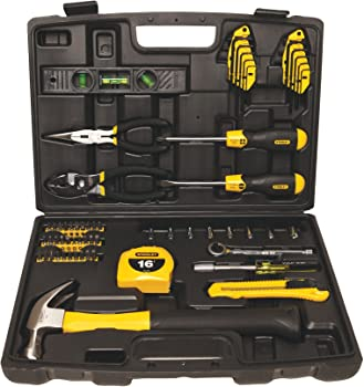 Stanley 94-248 65-Pc. Homeowner's Tool Kit