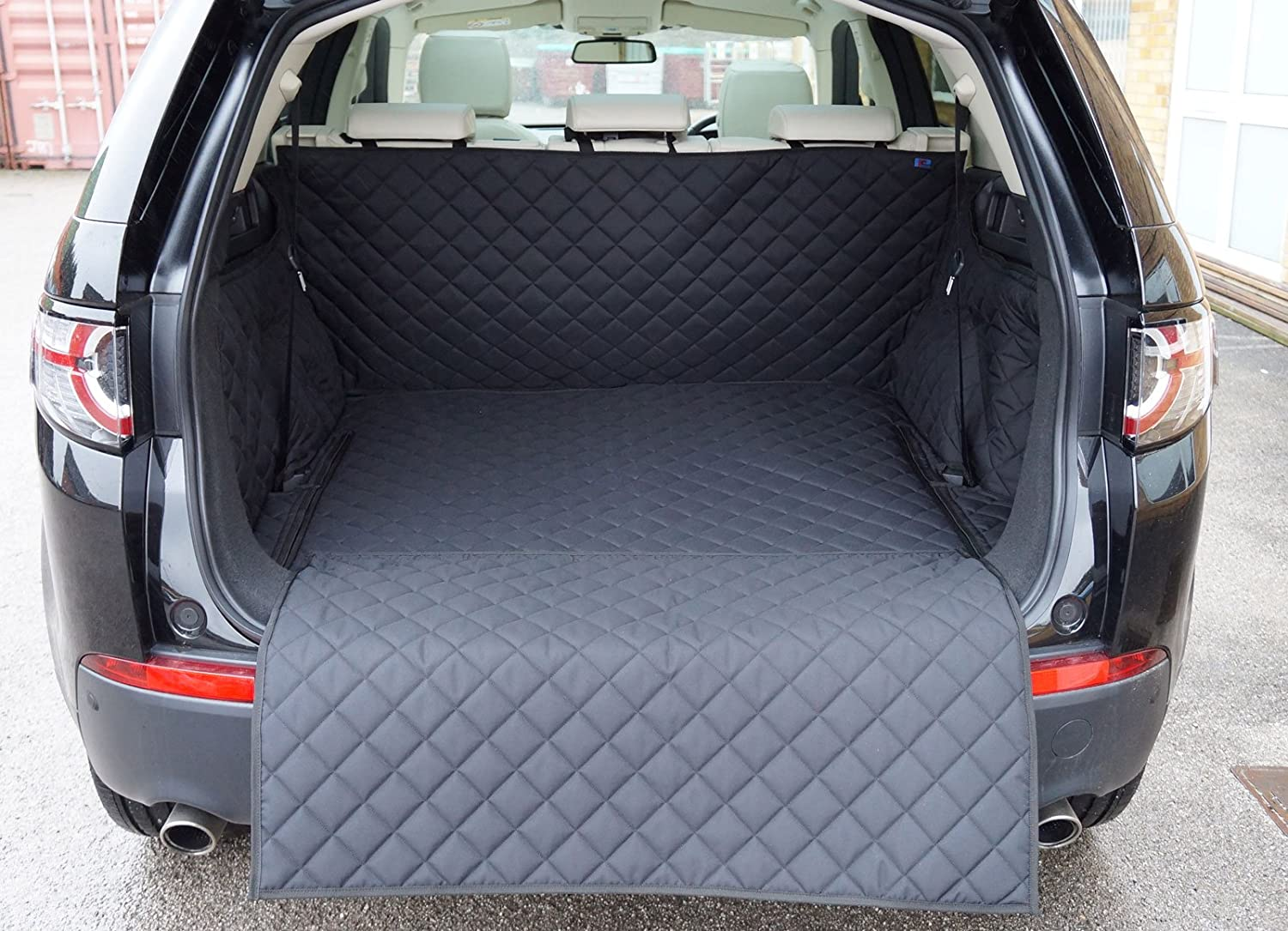 Premier products fully tailored quilted waterproof boot liner black amazon co uk car motorbike