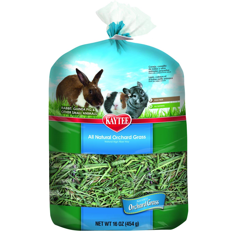 Kaytee Orchard Grass, 16-oz bag