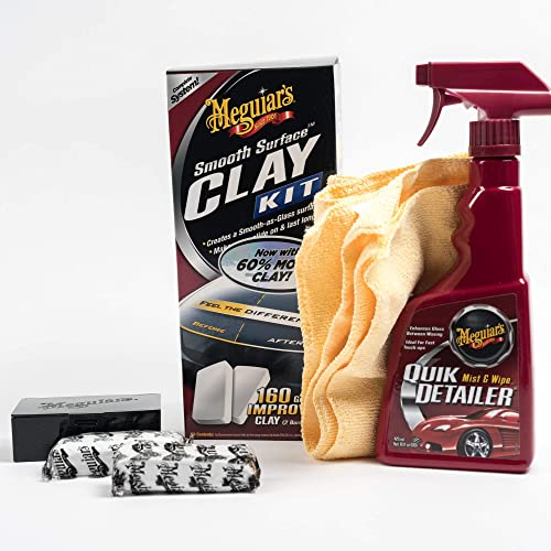 Meguiar's Clay Bar Kit