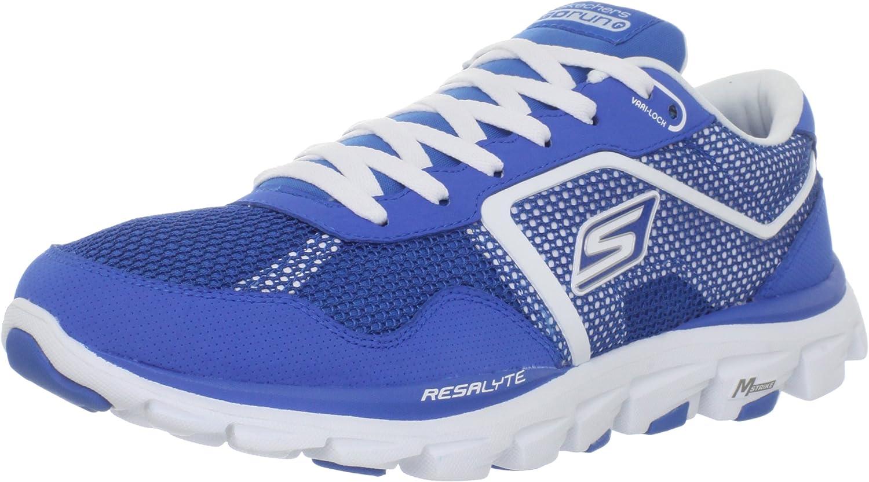 Skechers Go Run Ride Ultra, Zapatillas de Estar por casa para Hombre, Blw, 39 EU: Amazon.es: Zapatos y complementos