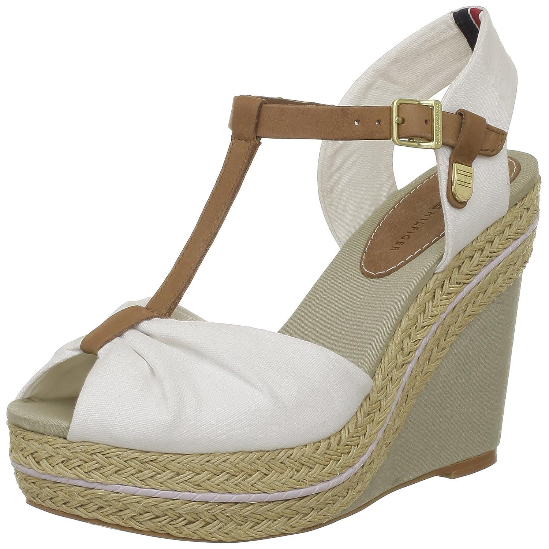 8769effa15f Tommy Hilfiger Estelle 5, Women's Ankle-Strap: Amazon.co.uk: Shoes ...