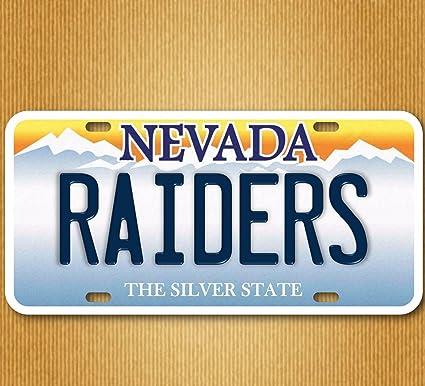 Amazon Com Forever Signs Of Scottsdale Las Vegas Nevada Raiders Nfl