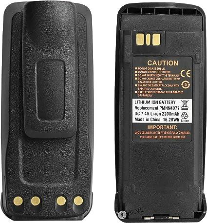 PMNN4077 Li-ion Battery For MOTOROLA DP3400 DP3401 DP3600 DP3601 Radio