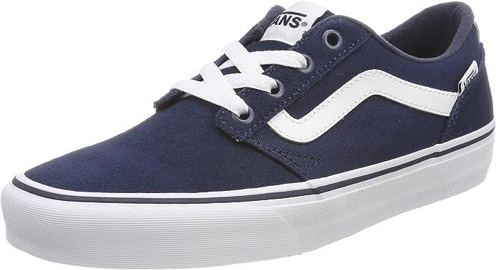 Vans Chapman Stripe Sneakers Damen Herren Unisex Blau