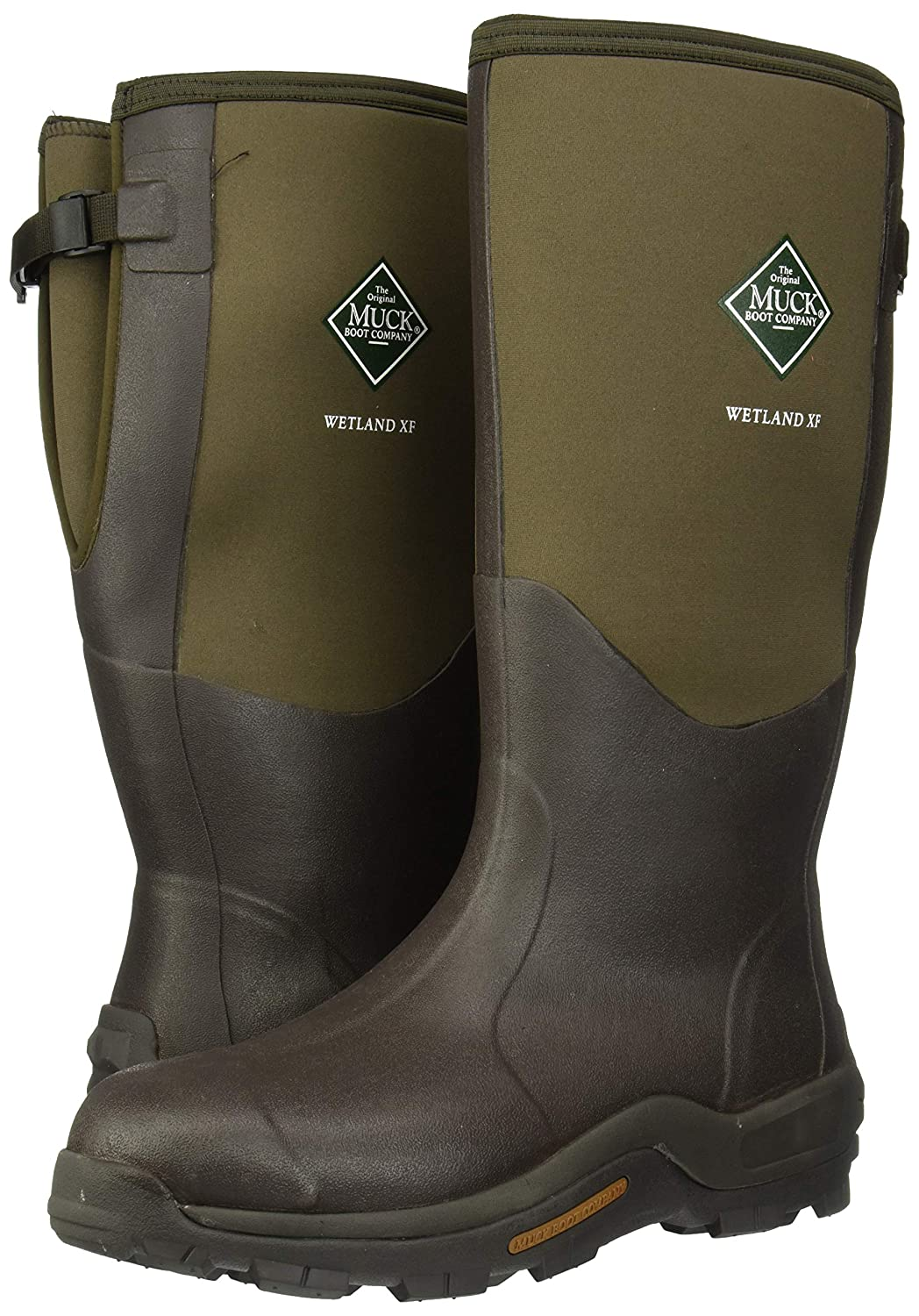 coupon codes online for sale timeless design Buy Muck Boot Men's Wetland Wide Calf Snow Boot at Amazon.in