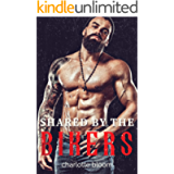 Shared by the Bikers: Rough First Time MC Menage Erotica (Heralds of Hell MC)