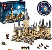 Uno dei set Lego più recenti che ha fatto la storia di questa gloriosa fabbrica di mattoncini è il mitico castello di Hogwarts della saga di Harry Potter. Regalati il set più ambito di sempre!