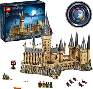 LEGO 71043 Harry Potter Hogwarts Castle Building Kit, Multicolour