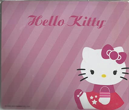 0eee0d766 Amazon.com : Hello Kitty Mouse Pad : Toys & Games