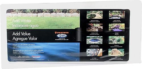 Firestone W56PL451015 EPDM Rubber Pond Liner