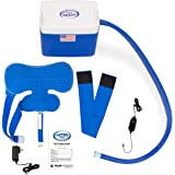 Polar Products Active Ice® 3.0 Shoulder Pad Cold Therapy System with Programmable Digital Timer, 9 Quart Cooling…