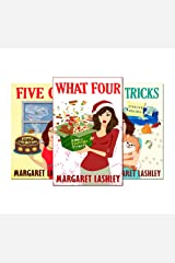 What Four, Five Oh, Six Tricks: 3 Books in One! (Val Fremden Mysteries) Kindle Edition