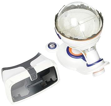 Uncle Milton 2049 Virtual Explorer Space Projector, White