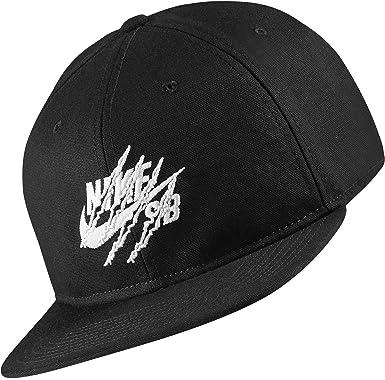 Nike U Nk SB Jungle S+ Gorra, Hombre, Negro (Black), Talla Única ...