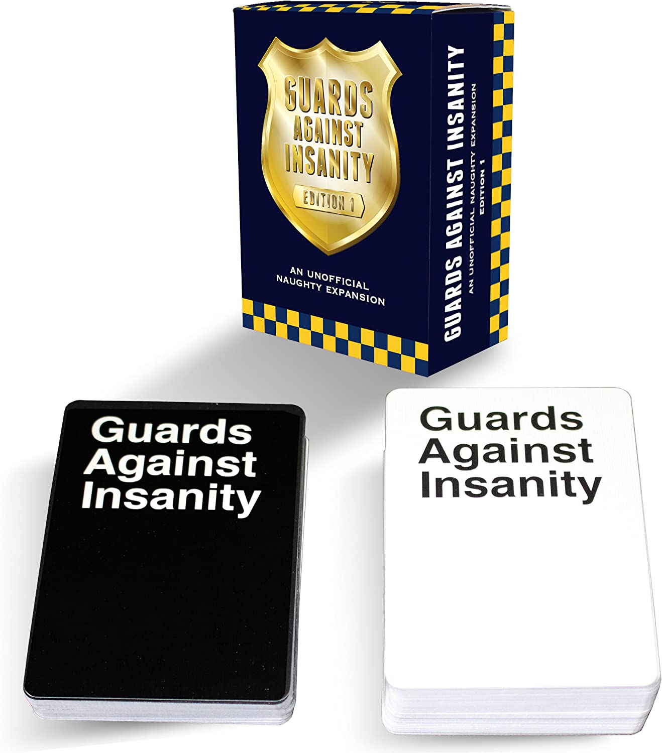 Guards Against Insanity: Edition 2 - An Unofficial Naughty Expansion Pack: Amazon.es: Juguetes y juegos