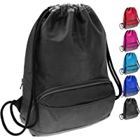 ButterFox Swimming Bag / Gym Drawstring Bag - Wet/Dry Separation and Waterproof Material