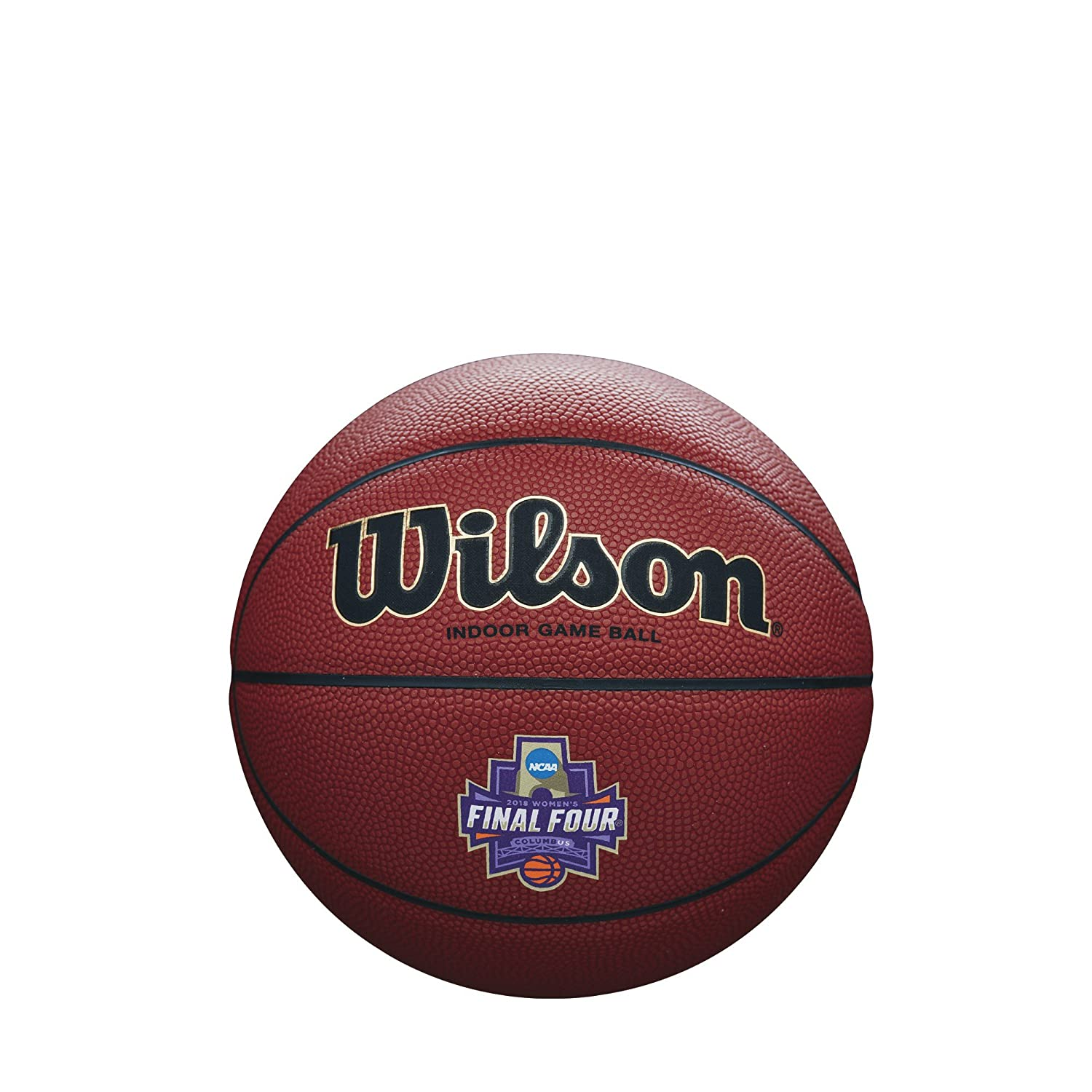 Amazon.com   Wilson Sporting Goods NCAA Women s Final Four Mini Replica  Basketball 753c3cbca5
