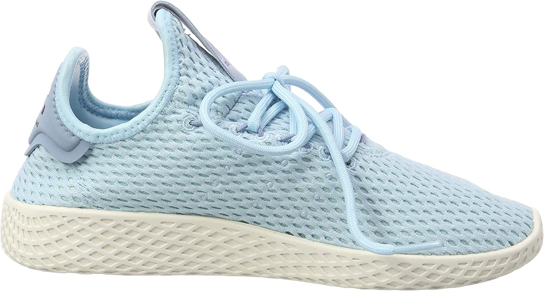 Adidas - Pw Tennis Hu - Basket - Femme Bleu (Azuhie/Azutac)