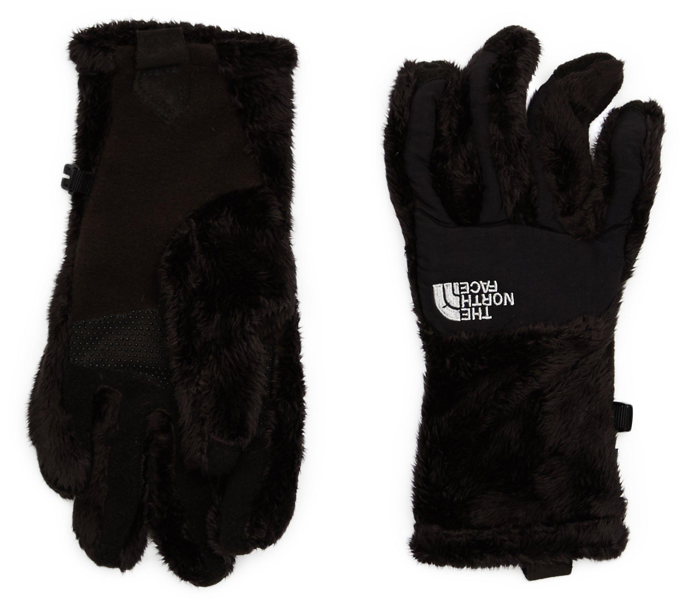 The North Face Women's Denali Thermal Etip Glove, TNF Black XS