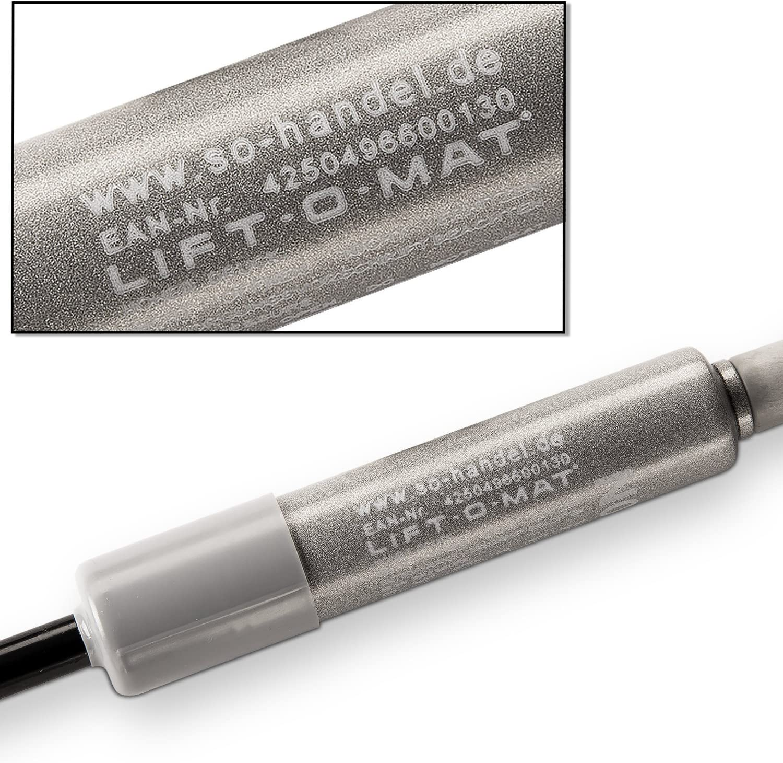 Gasdruckdämpfer 250 N Kompressionsfedern für KESSEBÖHMER