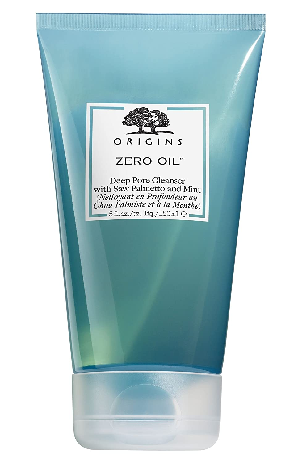 Amazon.com : Zero Oil Deep Pore Cleanser With Saw Palmetto And Mint :  Makeup : Beauty