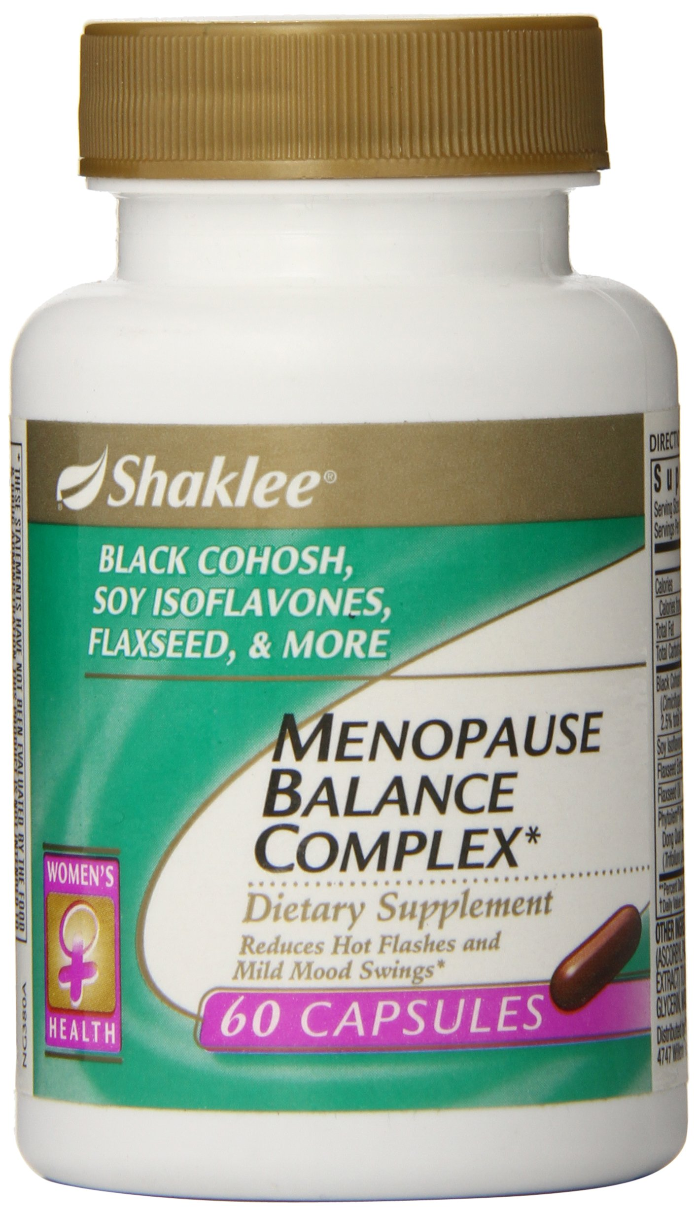 Menopause Balance Complex 60 Count