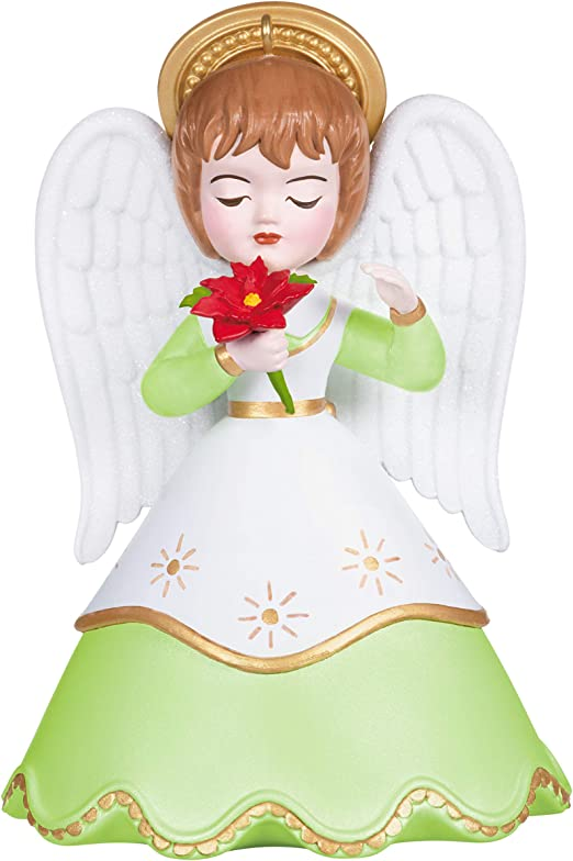 Angels Christmas 2020 Amazon.com: Hallmark Keepsake Christmas Ornament 2020, Heirloom