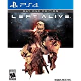 Left Alive - PlayStation 4 Day One Edition Edition