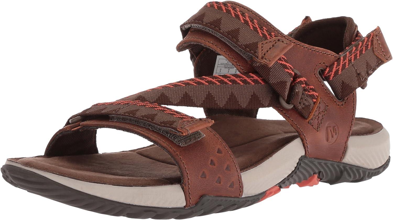 Merrell Terrant Convertible Sport Sandals Black J93915 Size 9-14 Men/'s