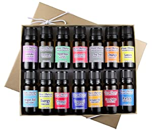 Plant Therapy - 14 Essential Oil Set