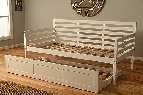 Amazon.com: Boho - Juego de cama con marco de tutones para ...