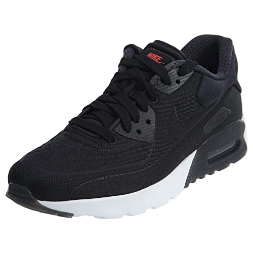 Nike 882145 001 Grade School AIR MAX 90 Ultra PRM (GS) Black University RED