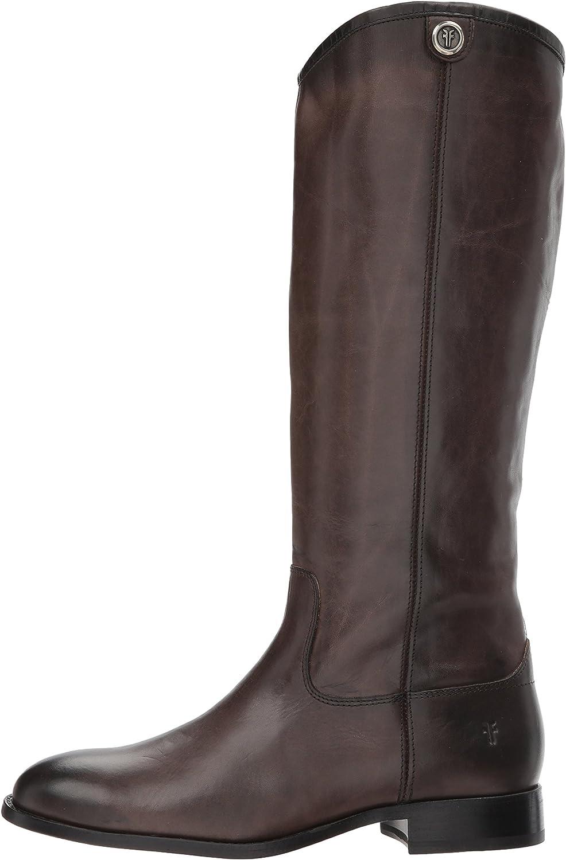 Frye Womens Melissa Button 2 Riding Boot