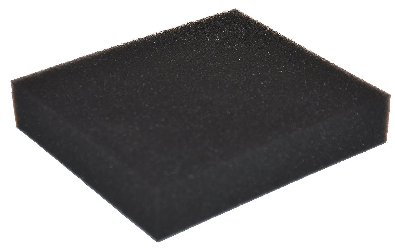 Greenstar 5855- Espuma de filtro para Castelgarden/Stiga 130x 108x 27mm 32118