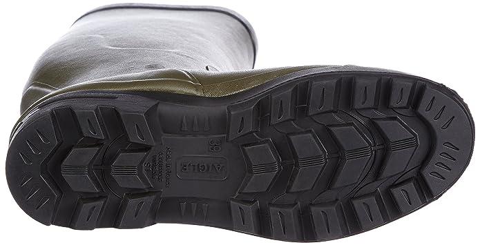 Aigle 85797 - Botas de Cuero de Mujer Benyl XXL: Amazon.es: Zapatos y complementos