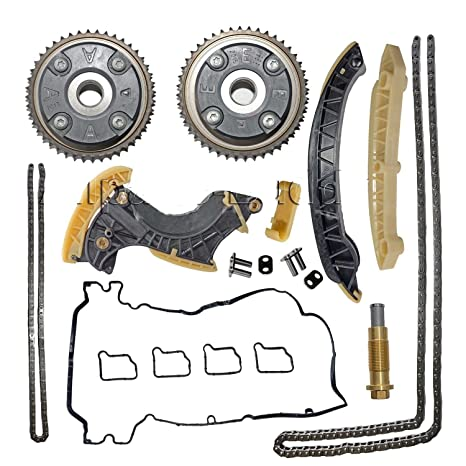 Amazon com: Timing Chain Kit Cylinder Head Gasket Set for